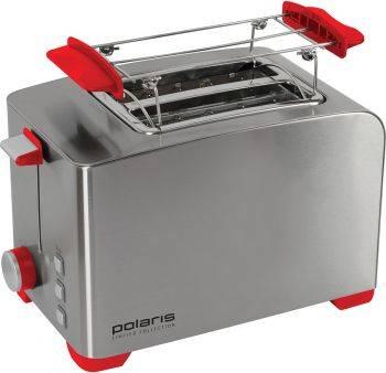 Тостер Polaris PET 0913 красный