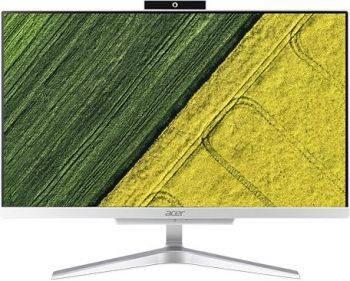 """Моноблок 21.5"""" Acer Aspire C22-865 серебристый/черный (DQ.BBSER.005)"""