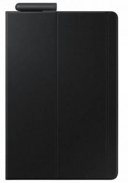 Чехол Samsung Book Cover, для Samsung Galaxy Tab S4, черный (EF-BT830PBEGRU)