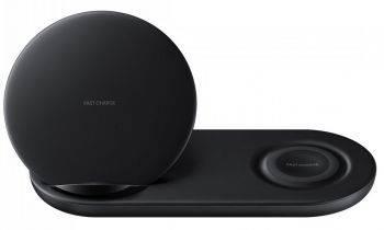 Беспроводное зар./устр. Samsung EP-N6100 черный (EP-N6100TBRGRU)