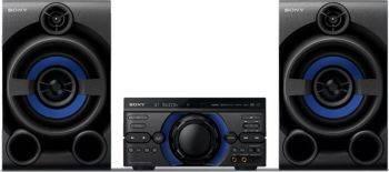 Минисистема Sony MHC-M40D черный (MHCM40D.RU1)