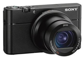 Фотоаппарат Sony Cyber-shot DSCRX100M5A черный (DSCRX100M5A.RU3)