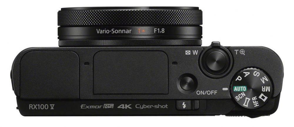 Фотоаппарат Sony Cyber-shot DSCRX100M5A черный (DSCRX100M5A.RU3) - фото 5