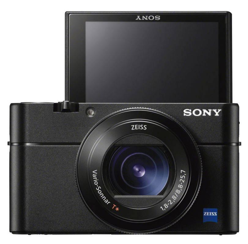 Фотоаппарат Sony Cyber-shot DSCRX100M5A черный (DSCRX100M5A.RU3) - фото 8