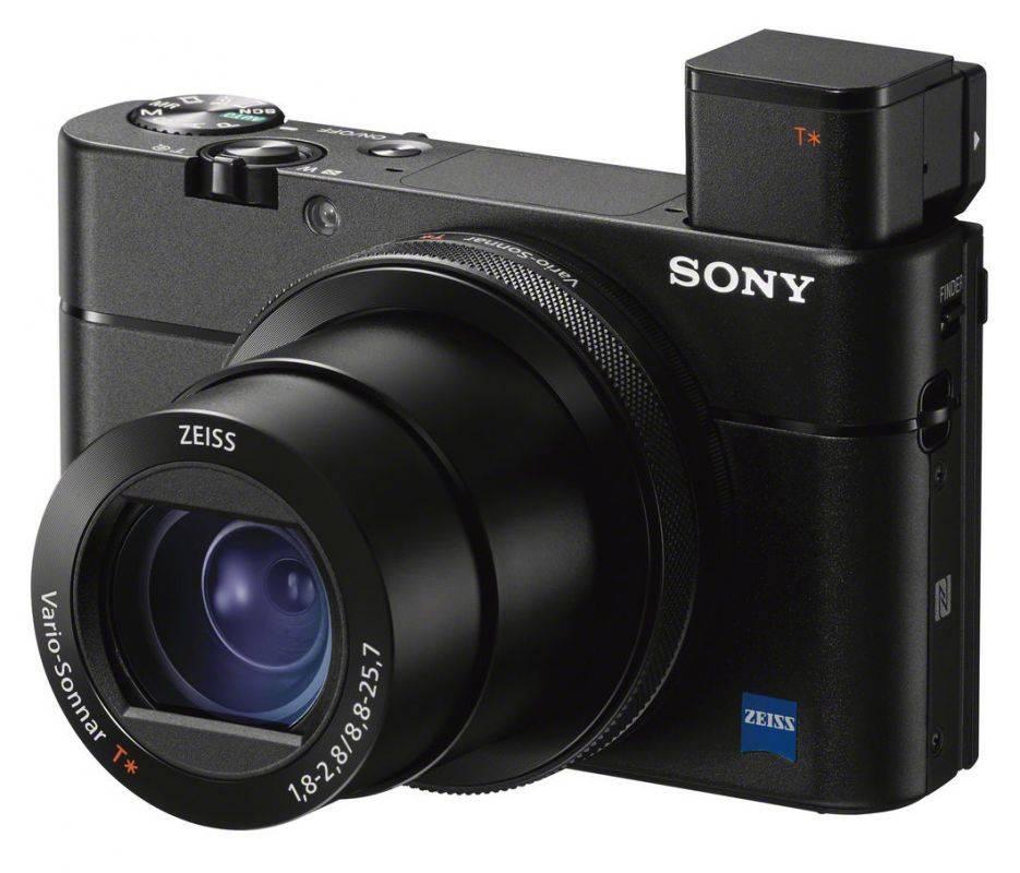 Фотоаппарат Sony Cyber-shot DSCRX100M5A черный (DSCRX100M5A.RU3) - фото 9