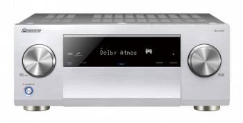 Ресивер AV Pioneer VSX-LX503-S 7.2 серебристый