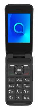 Мобильный телефон Alcatel 3025X серый (3025X-2AALRU1)