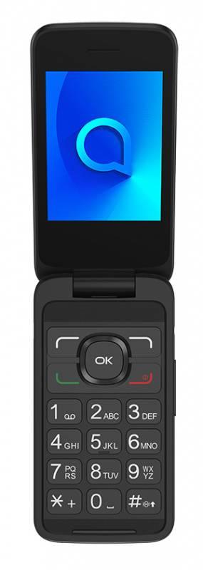 Мобильный телефон Alcatel 3025X серебристый (3025X-2BALRU1) - фото 1