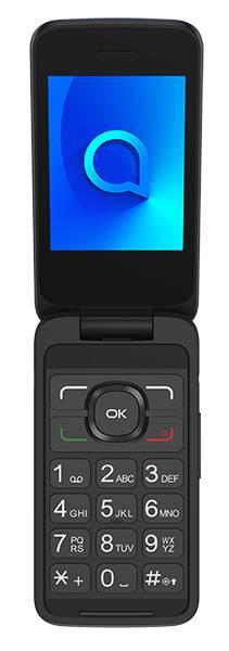 Мобильный телефон Alcatel 3025X синий (3025X-2CALRU1) - фото 1