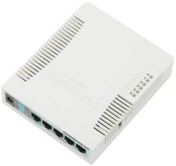 Маршрутизатор MikroTik RB951G-2HND белый