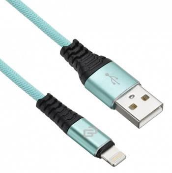 Кабель Digma USB A (m)-Lightning (m) 1.2м
