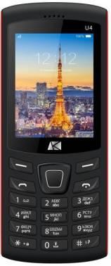Мобильный телефон ARK Benefit U4 черный