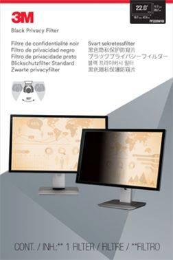 """Пленка защиты информации для ноутбука 22"""" 3M PF220W1B черный (7000006412)"""