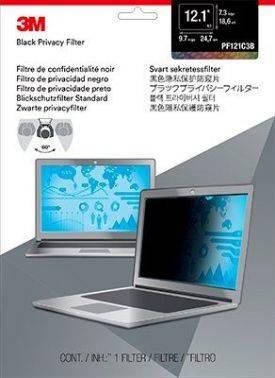 """Пленка защиты информации для ноутбука 12.1"""" 3M PF121C3B черный (7000013666)"""