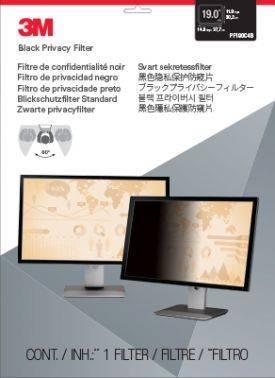 """Пленка защиты информации для ноутбука 19"""" 3M PF190C4B черный (7000013670)"""