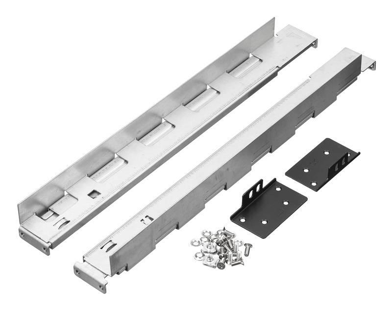 Рельсы монтажные Ippon Innova RT II 6-10K для ИБП и доп батарейных модулей (1080984) - фото 1