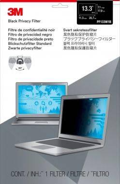 """Пленка защиты информации для ноутбука 13.3"""" 3M PF133W1B черный (7000013835)"""