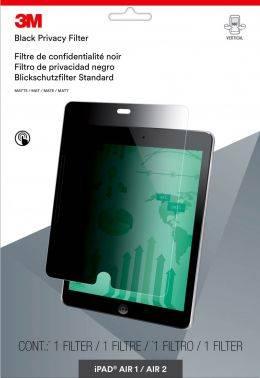 """Пленка защиты информации для ноутбука 9.7"""" 3M PFTAP001 черный (7100079067)"""