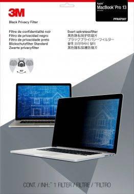 """Пленка защиты информации для ноутбука 13.3"""" 3M PFNAP007 черный (7100115681)"""