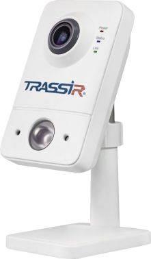 Видеокамера IP Trassir TR-D7121IR1W белый (tr-d7121ir1w (2.8 mm))