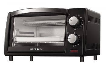 Мини-печь Supra MTS-1001 черный (10822)