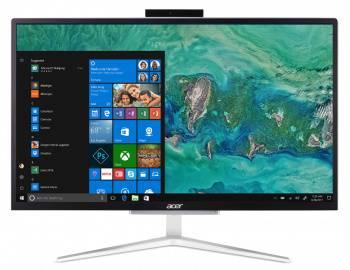 "Моноблок 21.5"" Acer Aspire C22-820 серебристый/черный (DQ.BCKER.003)"