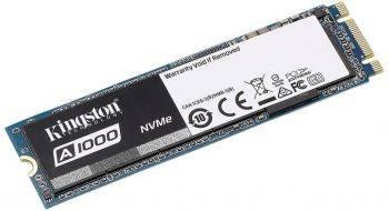 Накопитель SSD 240Gb Kingston A1000 SA1000M8/240G PCI-E x2