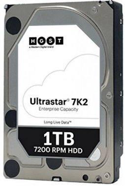 Жесткий диск 1Tb WD Ultrastar DC HA210 HUS722T1TALA604 SATA-III (1W10001)