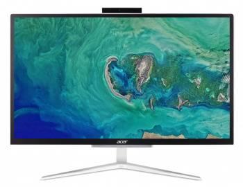 """Моноблок 21.5"""" Acer Aspire C22-820 серебристый/черный (DQ.BCMER.001)"""
