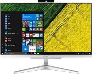 "Моноблок 21.5"" Acer Aspire C22-865 серебристый (DQ.BBSER.002)"
