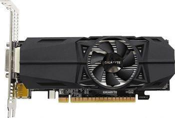 Видеокарта Gigabyte GeForce GTX 1050 OC 3GL 3072 МБ (GV-N1050OC-3GL)
