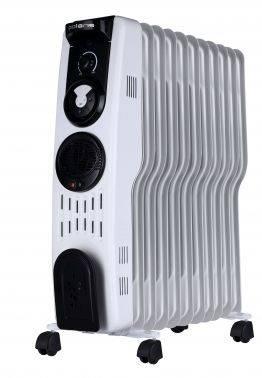 Масляный радиатор Polaris Wave PRE D 0820 белый