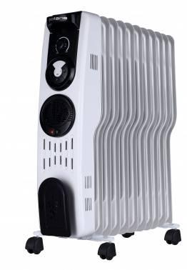 Масляный радиатор Polaris Wave PRE D 1025 белый