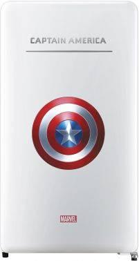 Холодильник Daewoo FN-15CA белый/рисунок