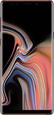 Смартфон Samsung Galaxy Note 9 SM-N960F 512ГБ медный (SM-N960FZNHSER)
