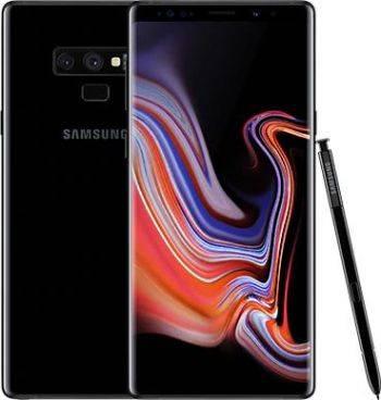 Смартфон Samsung Galaxy Note 9 SM-N960F 128ГБ черный (SM-N960FZKDSER)