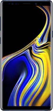 Смартфон Samsung Galaxy Note 9 SM-N960F 128ГБ синий (SM-N960FZBDSER)
