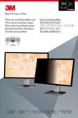 """Пленка защиты информации для ноутбука 23.8"""" 3M PF238W9B черный (7100036576)"""