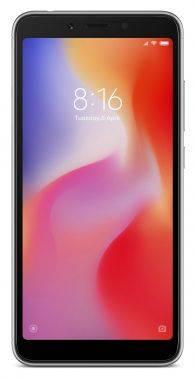 Смартфон Xiaomi Redmi 6 32ГБ черный