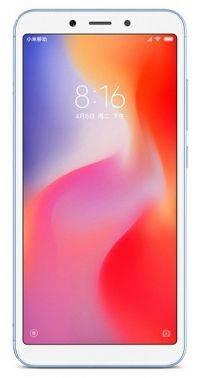 Смартфон Xiaomi Redmi 6 32ГБ голубой