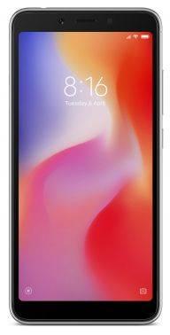 Смартфон Xiaomi Redmi 6 64ГБ черный