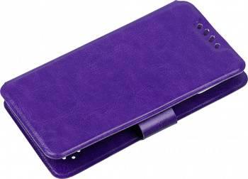 """Чехол Redline iBox Universal, для универсальный 5-6"""", фиолетовый (УТ000010107)"""