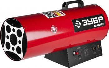 Тепловая пушка Зубр ТПГ-33000_М2 красный
