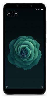 Смартфон Xiaomi Mi A2 64ГБ черный (19246)