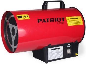 Тепловая пушка Patriot GS 12 красный (633445012)