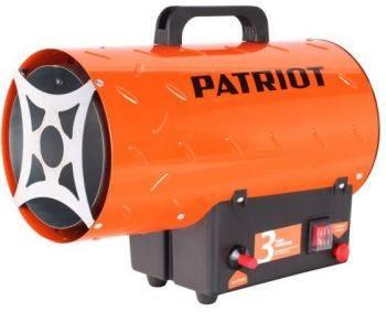 Тепловая пушка Patriot GS 16 оранжевый (633445020)