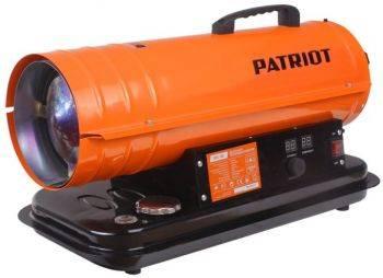 Тепловая пушка Patriot DTC-125 оранжевый (633703014)