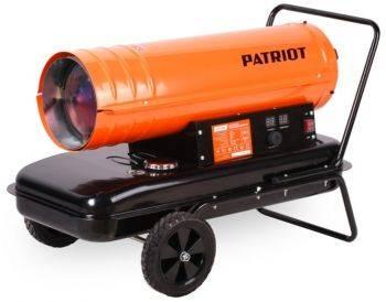 Тепловая пушка Patriot DTС 228 оранжевый (633703023)