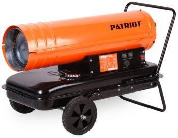 Тепловая пушка Patriot DTС 368 оранжевый (633703037)