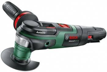 Многофункциональный инструмент Bosch AdvancedMulti18 (0603104020)